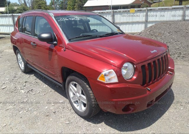 Inventory #137052790 2008 JEEP COMPASS