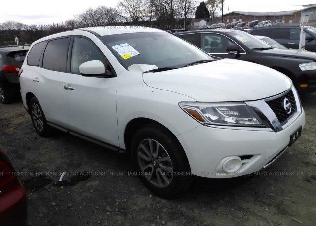 Inventory #222854012 2014 Nissan PATHFINDER