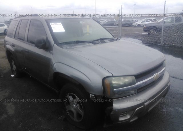 Inventory #506472411 2007 Chevrolet TRAILBLAZER