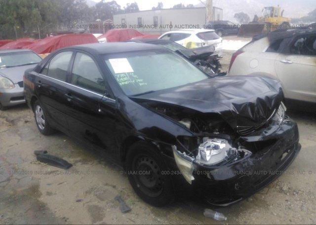 Inventory #963102299 2005 Toyota CAMRY