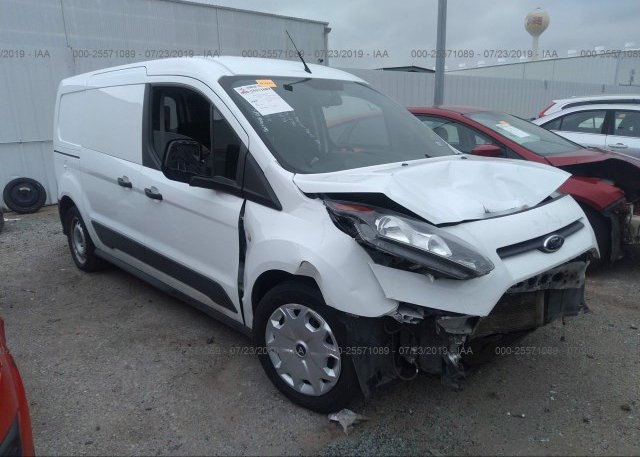 Inventory #907140154 2014 FORD TRANSIT CONNECT