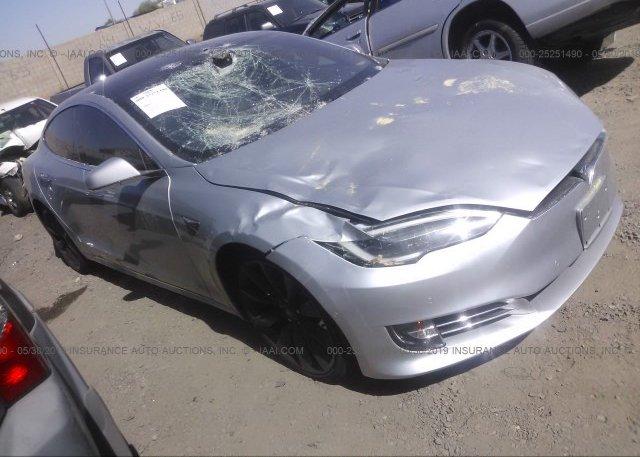 Inventory #397781789 2017 Tesla MODEL S