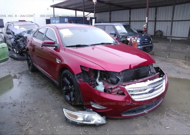 Inventory #492902081 2010 FORD TAURUS