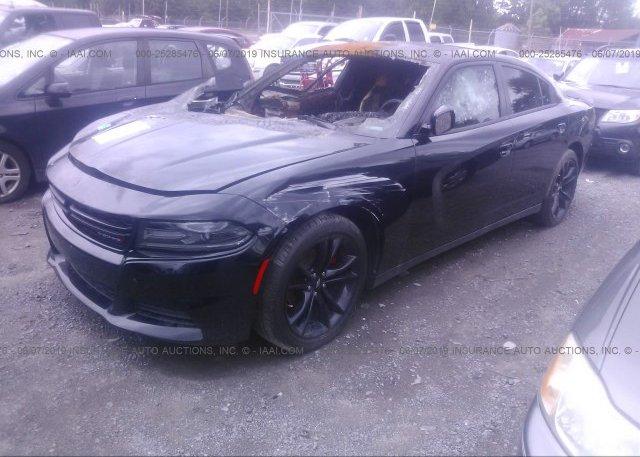 из сша 2017 Dodge CHARGER 2C3CDXBG9HH657007