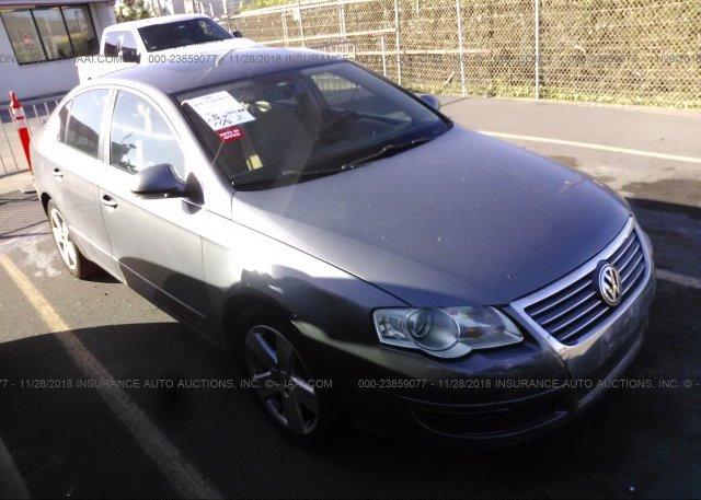 Inventory #535052656 2008 Volkswagen PASSAT