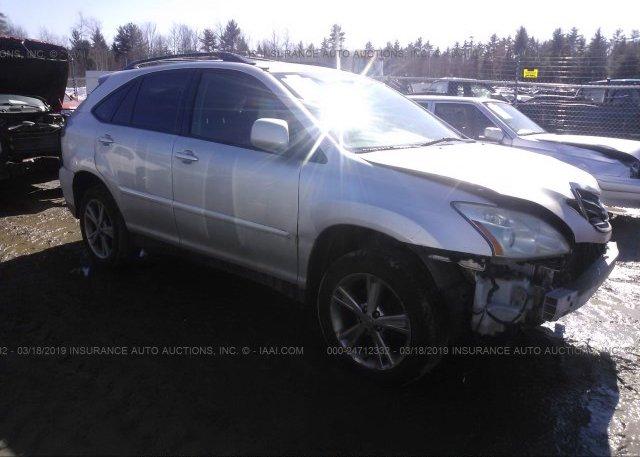 Inventory #614488270 2006 Lexus RX