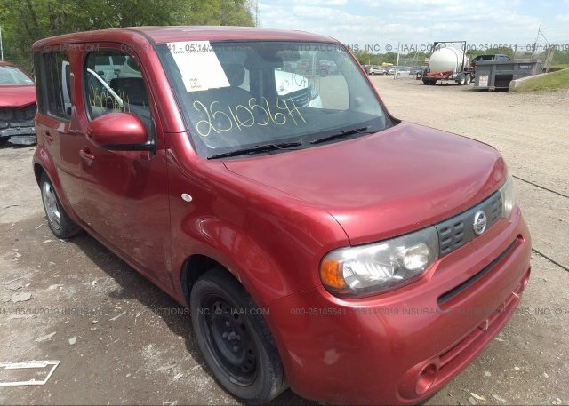 Inventory #562572361 2009 Nissan CUBE