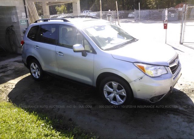 Inventory #487557013 2015 Subaru FORESTER