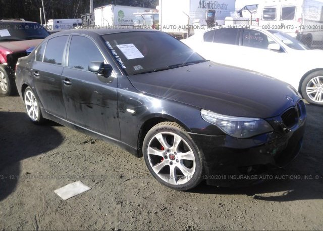 Inventory #257799909 2008 BMW 535