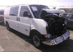 2003 GMC SAVANA