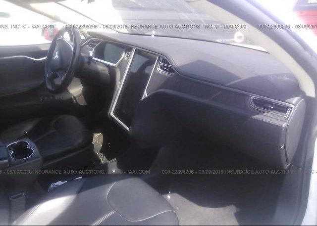 2012 Tesla MODEL S - 5YJSA1DN1CFP01802