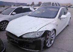 2012 Tesla MODEL S - 5YJSA1DN1CFP01802 detail view