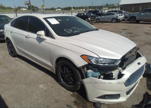Inventory #466128816 2013 FORD FUSION