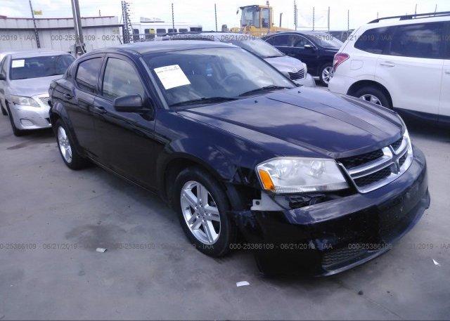 Inventory #909996169 2012 Dodge AVENGER