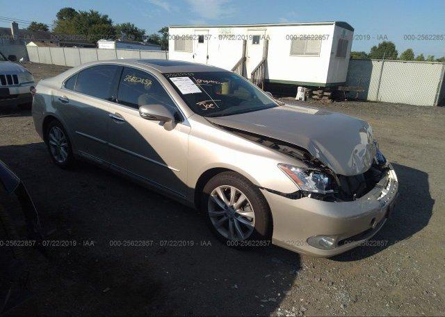 Inventory #731485880 2011 Lexus ES
