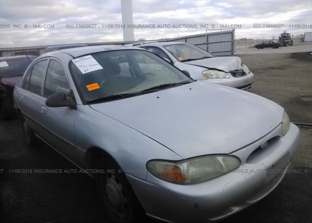 Inventory #796293882 1997 FORD ESCORT