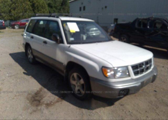Inventory #834863428 1998 Subaru FORESTER