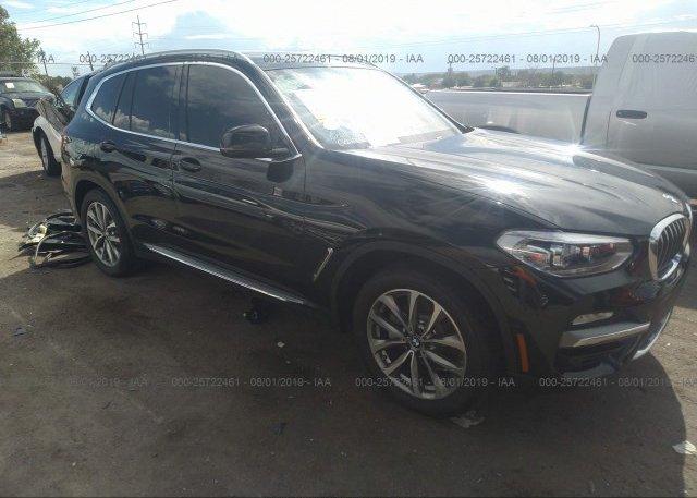 Inventory #717600941 2019 BMW X3