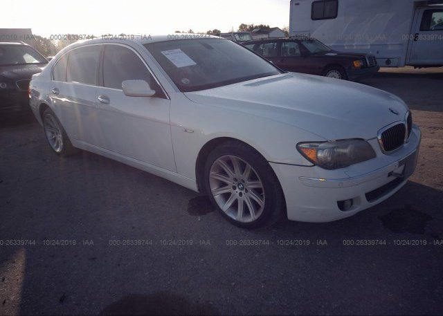 Inventory #943771689 2006 BMW 750