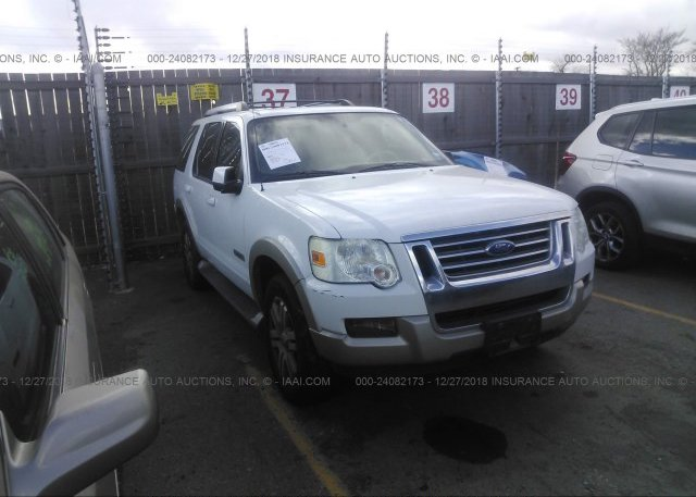 Inventory #970980757 2006 FORD EXPLORER