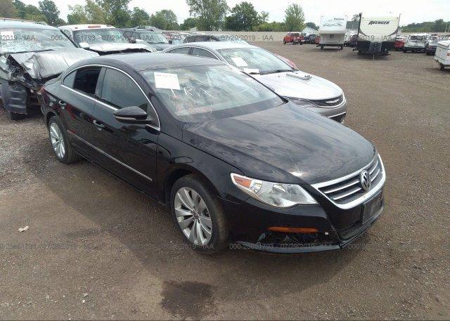 Inventory #509700706 2012 Volkswagen CC