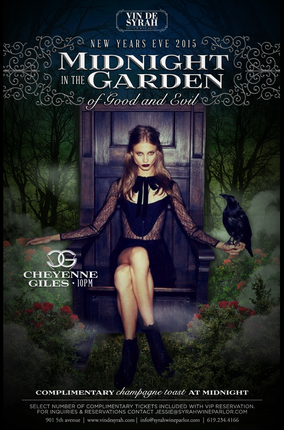 Midnight In The Garden Of Good And Evil 12 31 2014 Vin De Syrah Powered By Venno