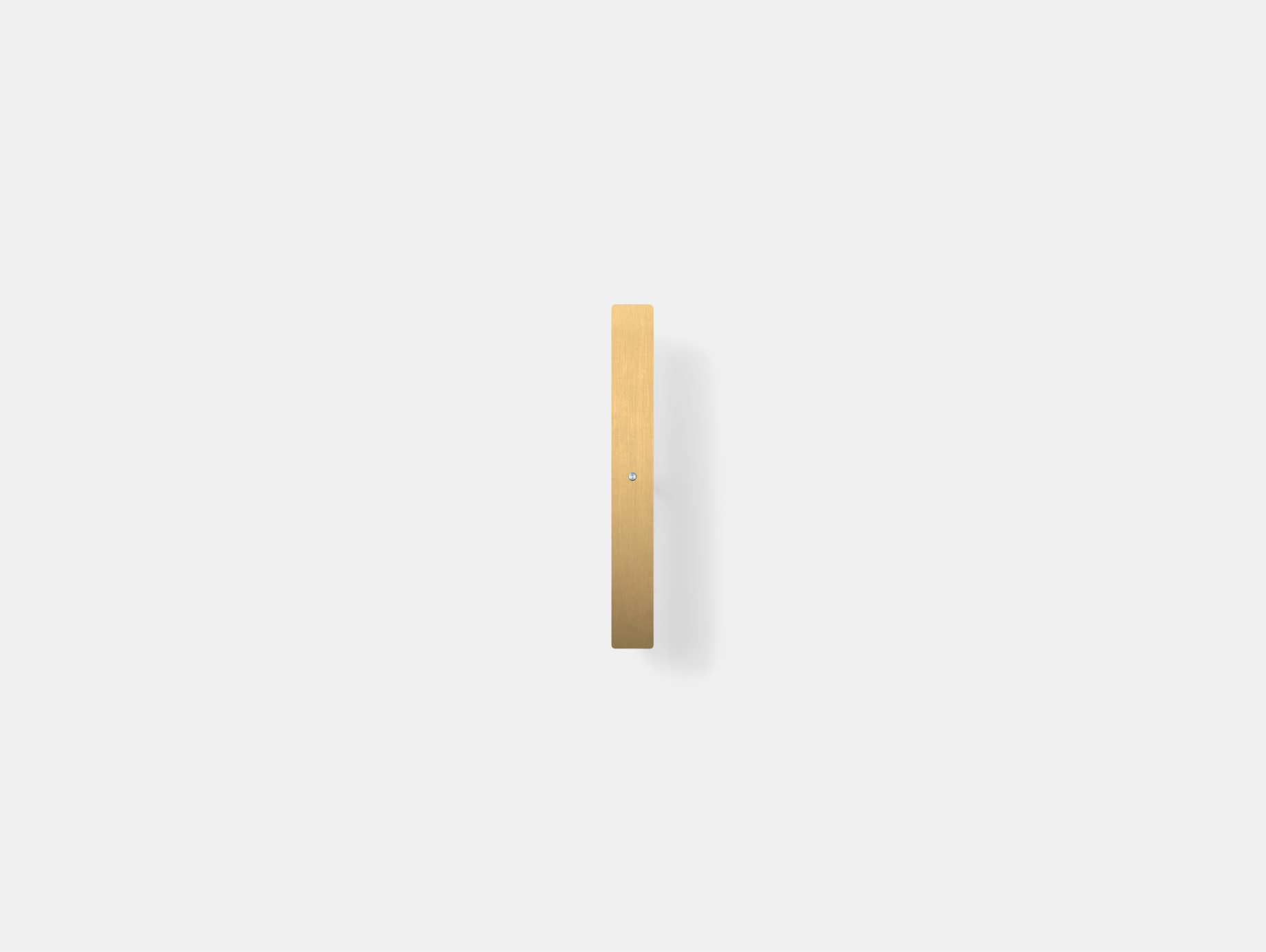 Anour Divar Model Wall Light Brushed Brass 50Cm