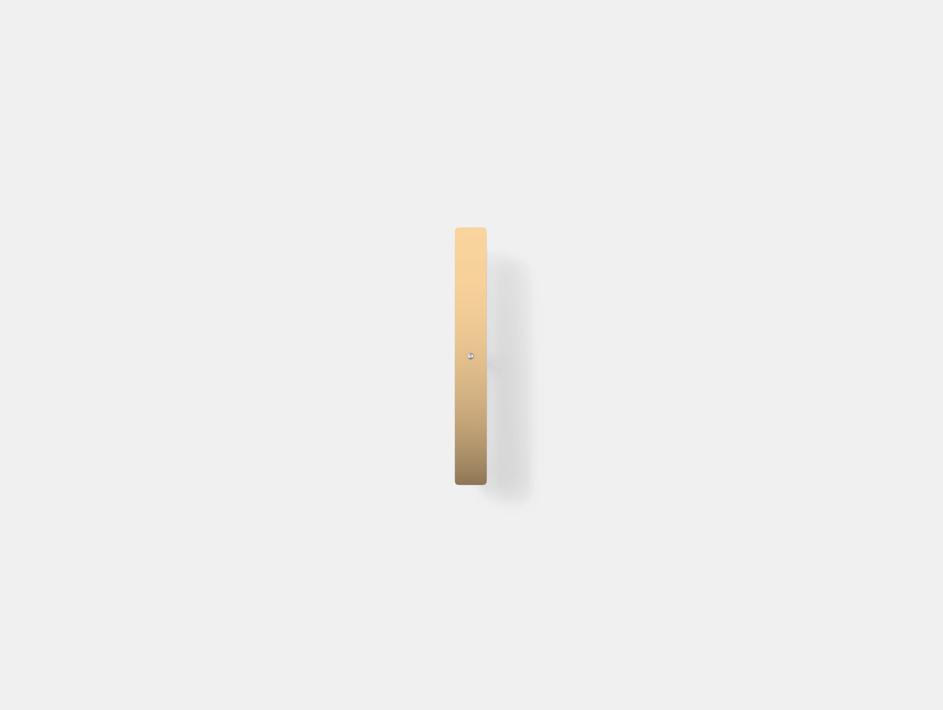 Anour Divar Model Wall Light Polished Brass 50Cm