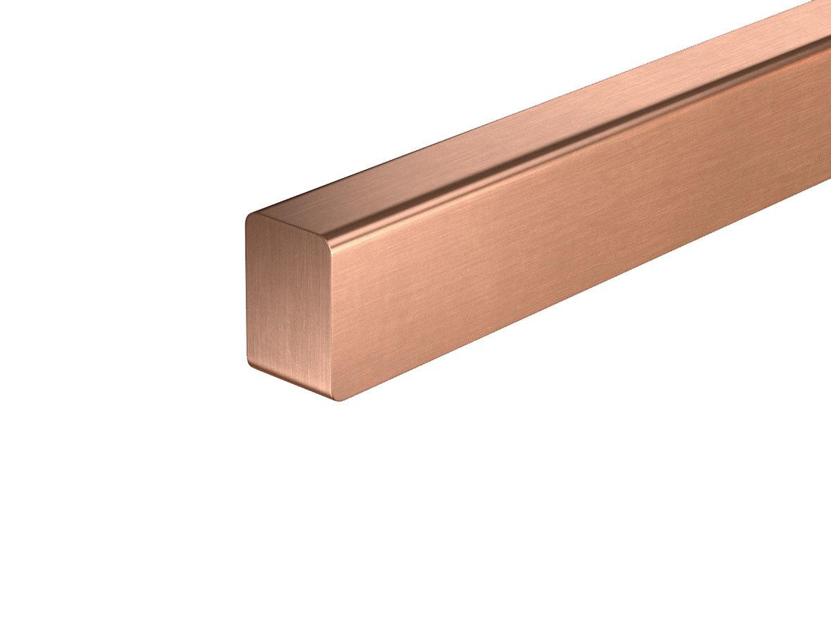 Anour I Model Pendant Light Copper End Detail Arash Nourinejad