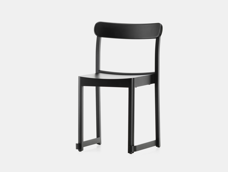Artek Atelier Chair Black Taf Architects
