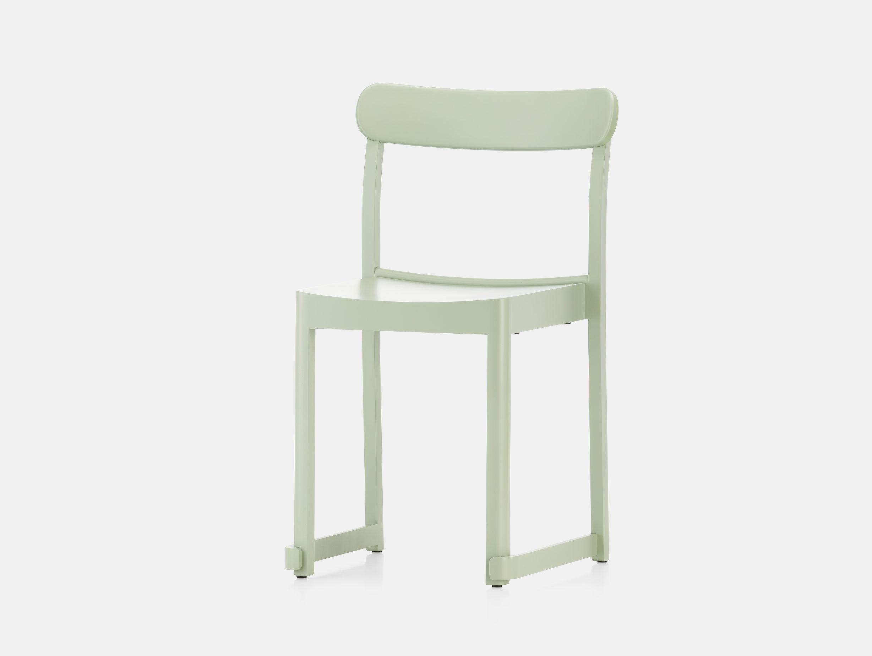 Artek Atelier Chair Green Taf Architects