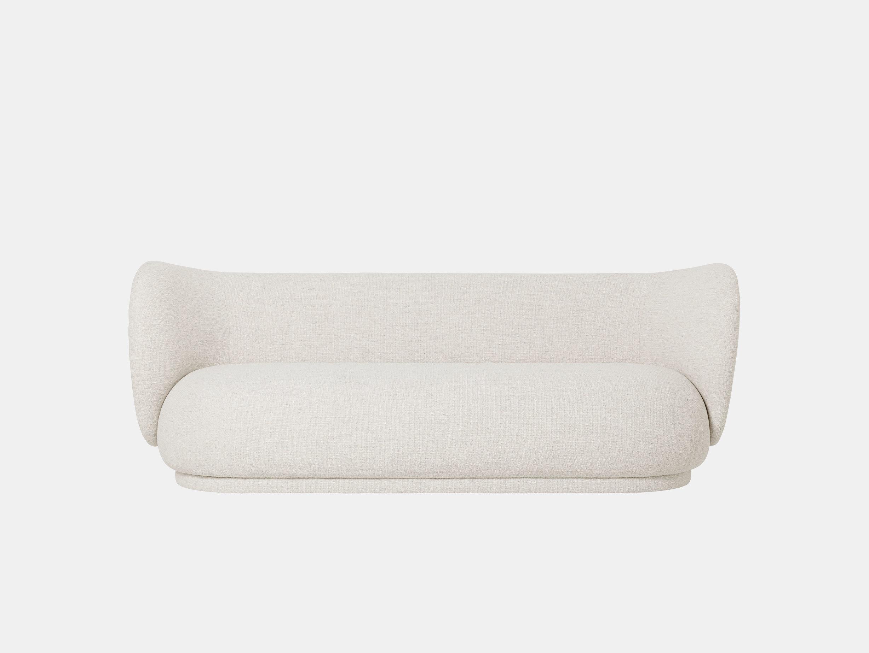 Rico Three Seater Sofa image 2
