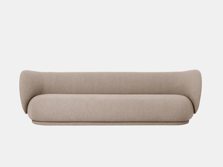 Rico Four Seater Sofa
