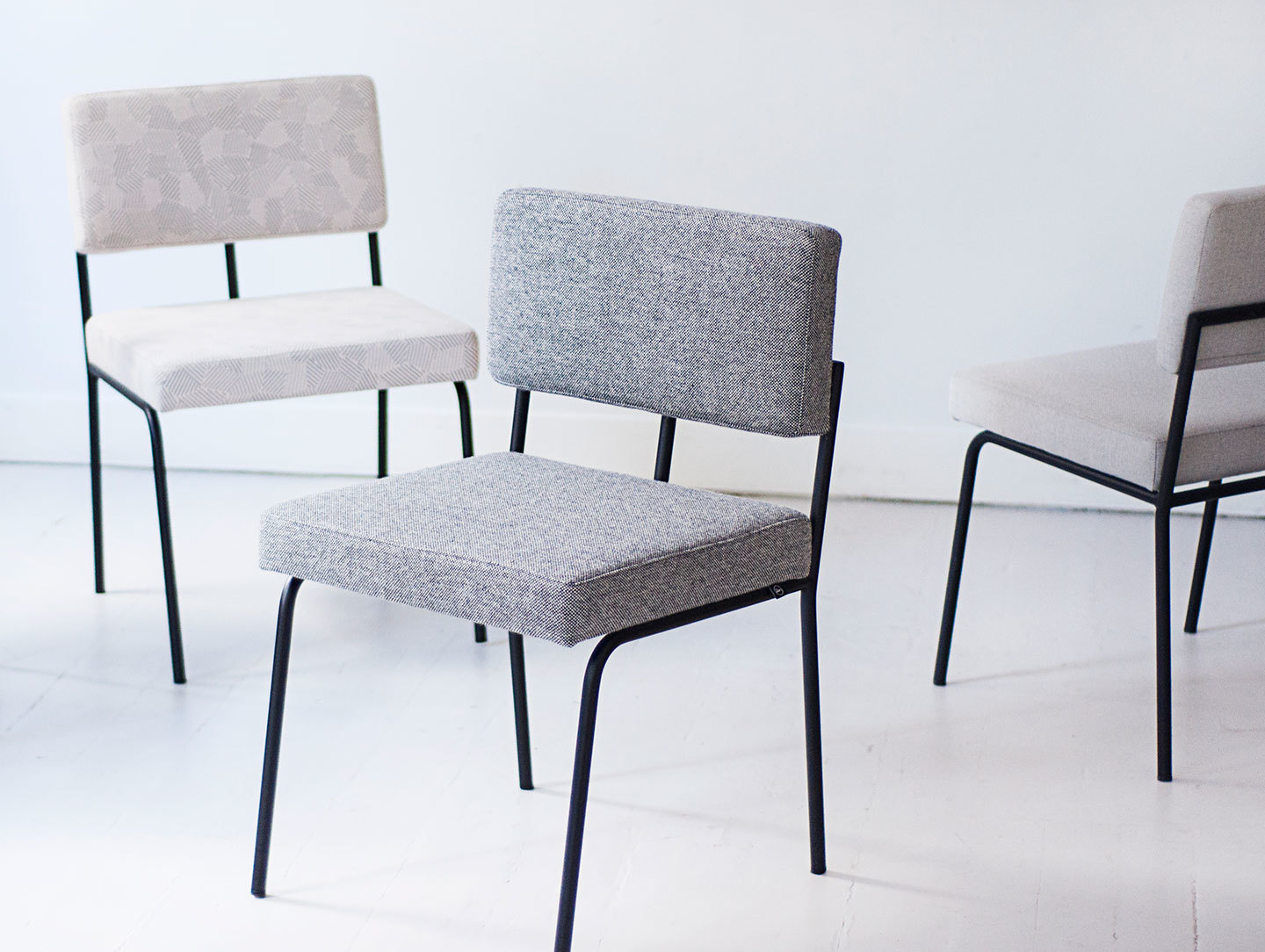 Fest Amsterdam Monday Dining Chairs No Arms
