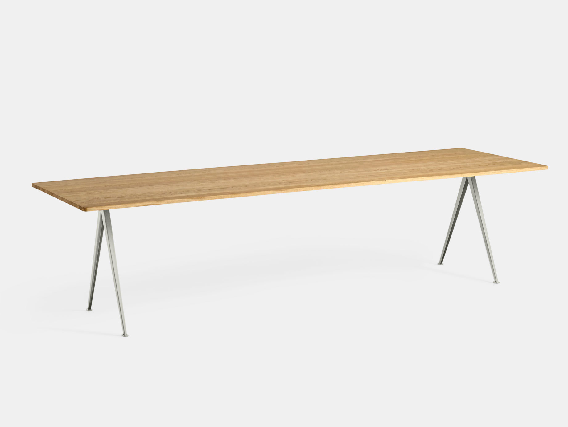 Hay Pyramid Table 02 Oak Beige L300 Wim Rietveld Friso Kramer