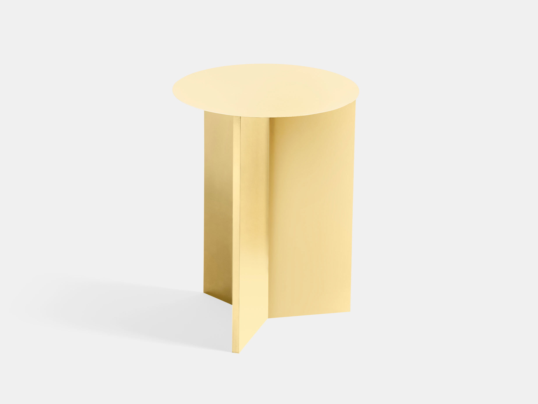 Hay Slit Table High Yellow