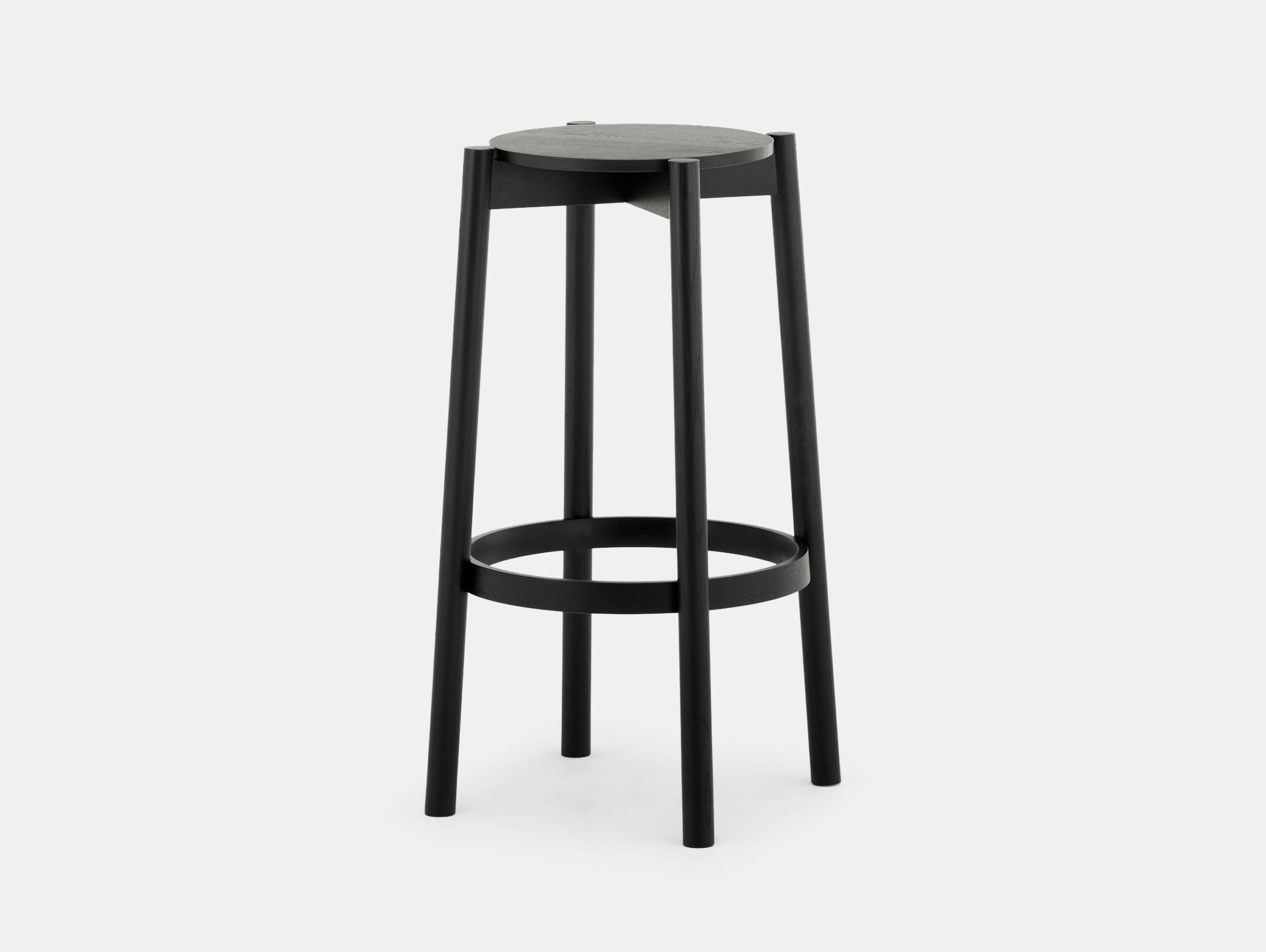 Castor Bar Stool image 1