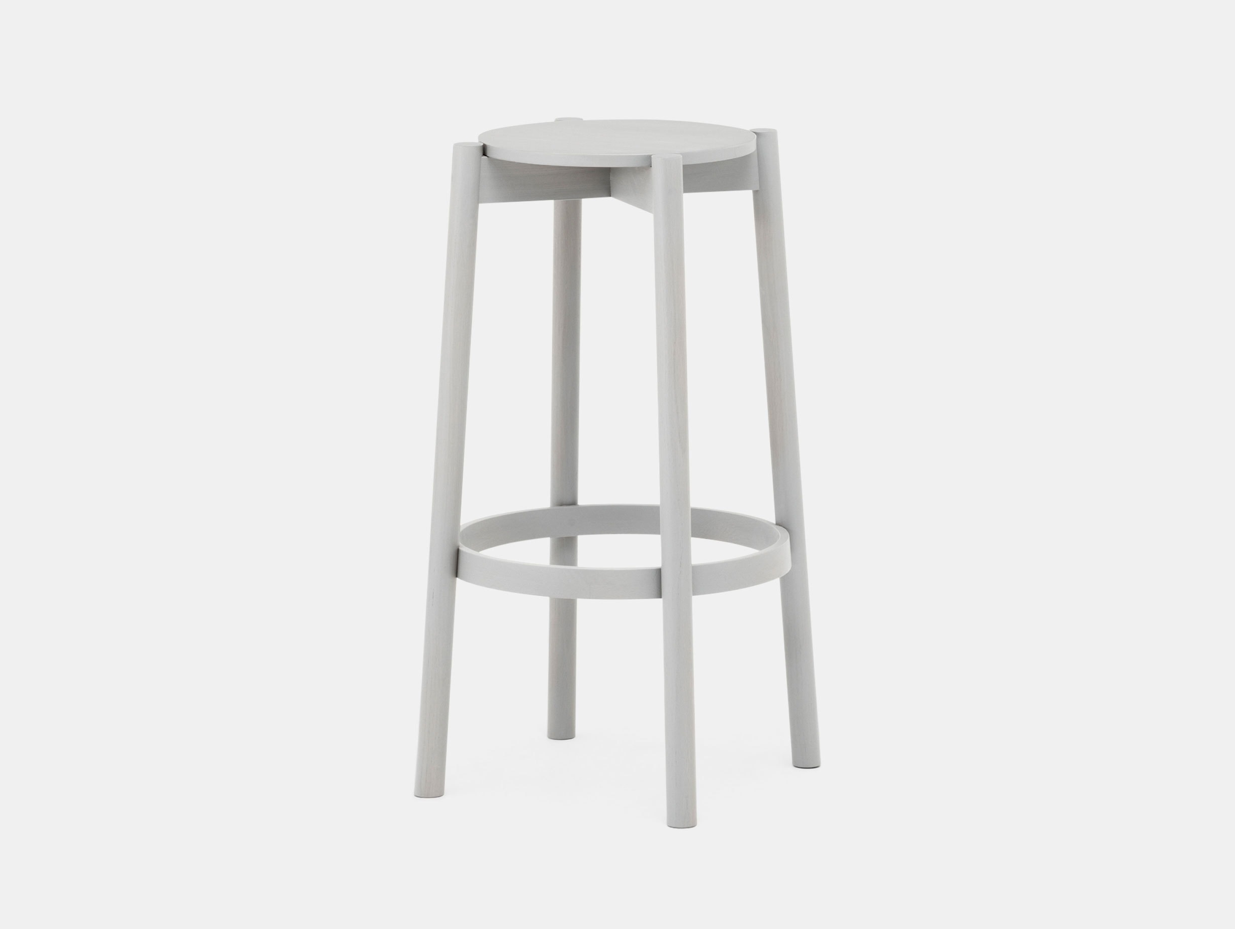 Castor Bar Stool image 2