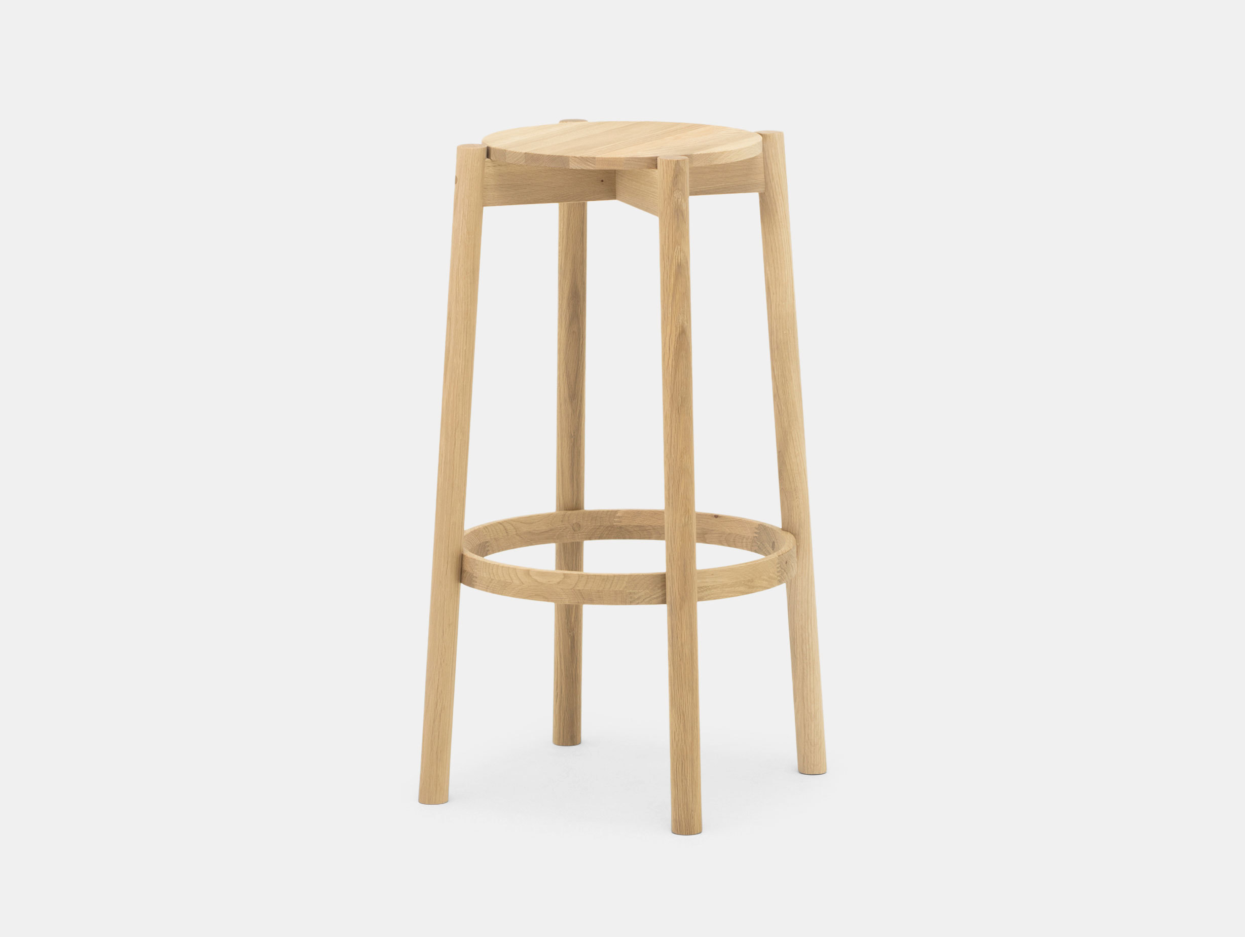 Castor Bar Stool image 3