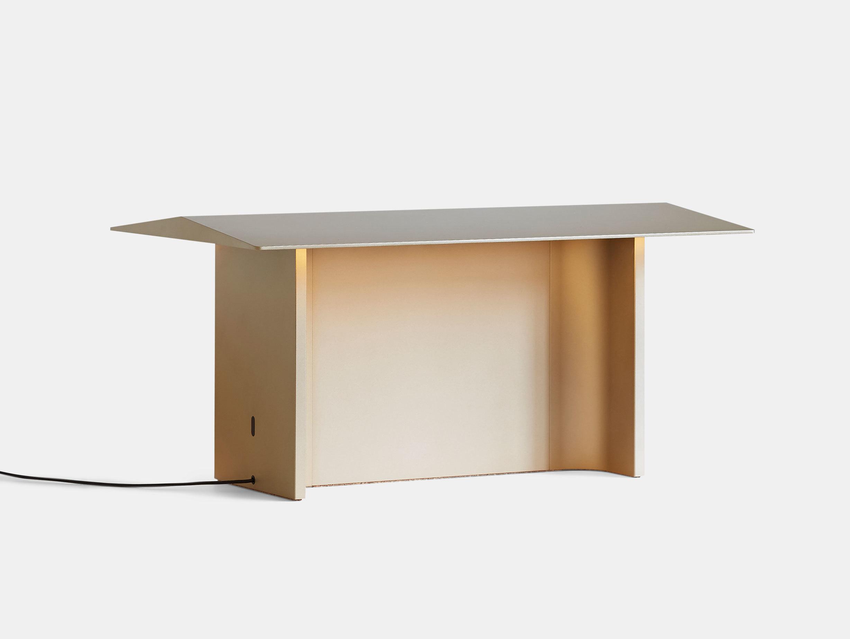 Luceplan Fienile Table Lamp Prosecco Daniel Rybakken
