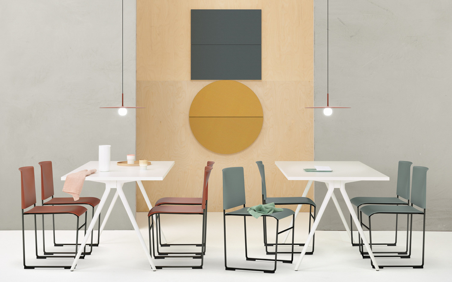 Stacking & Folding Chairs catalogue image