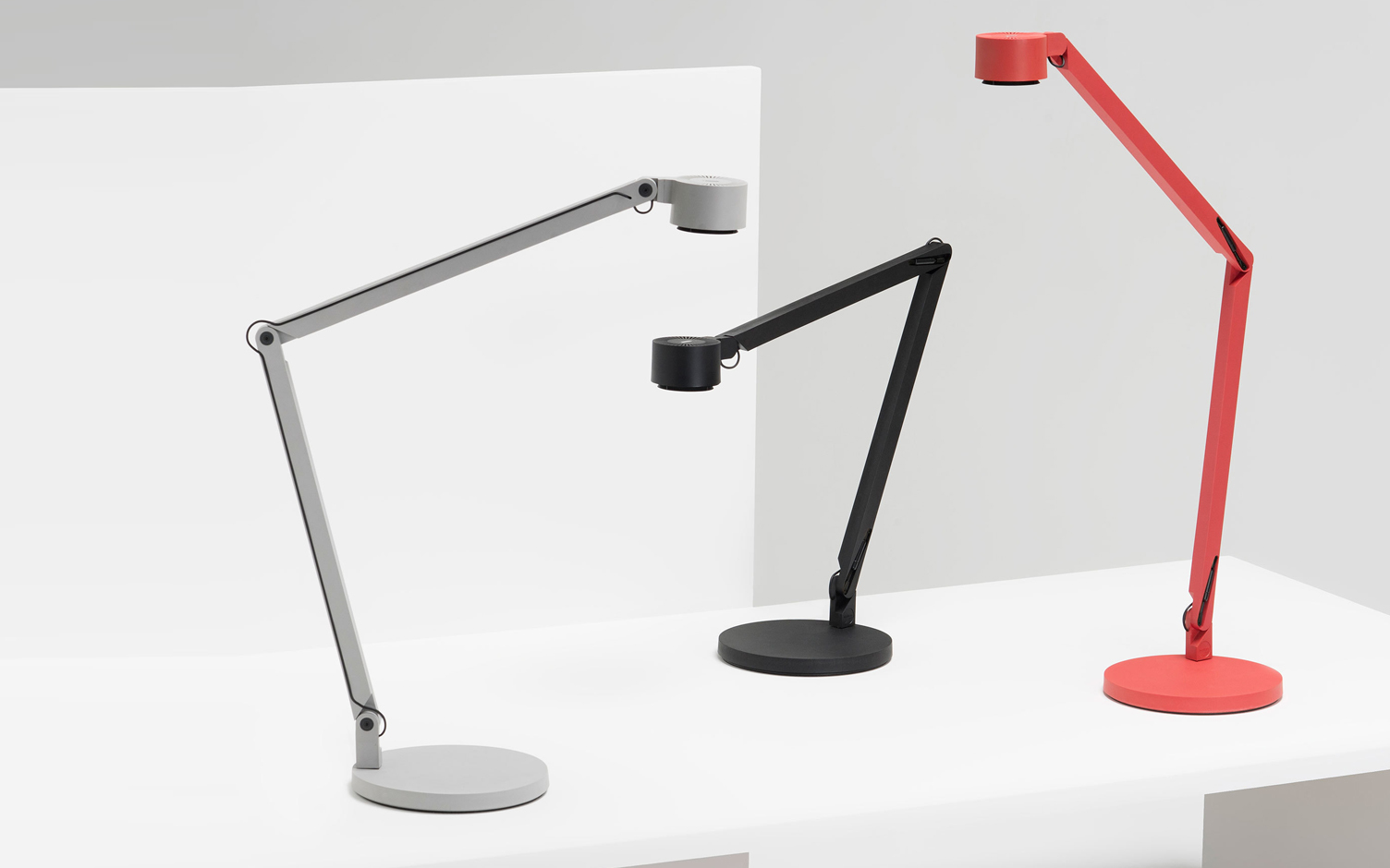 Desk lamps catalogue image