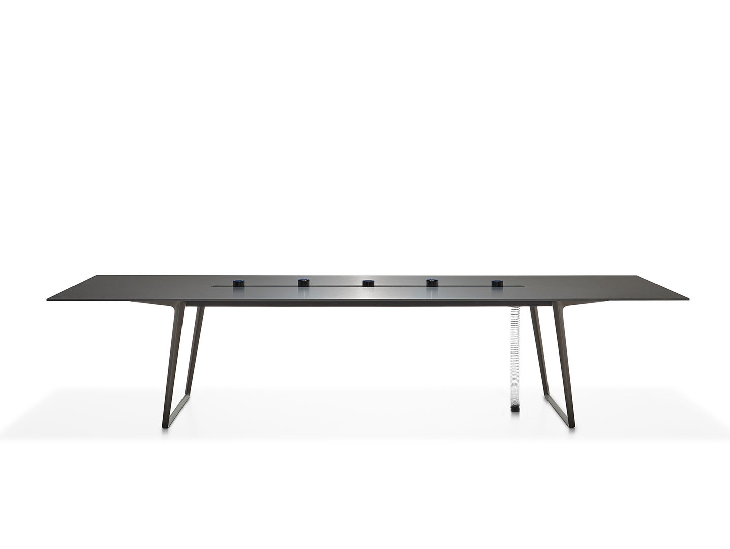 Mdf Italia Axy Table Cable M Claudio Bellini