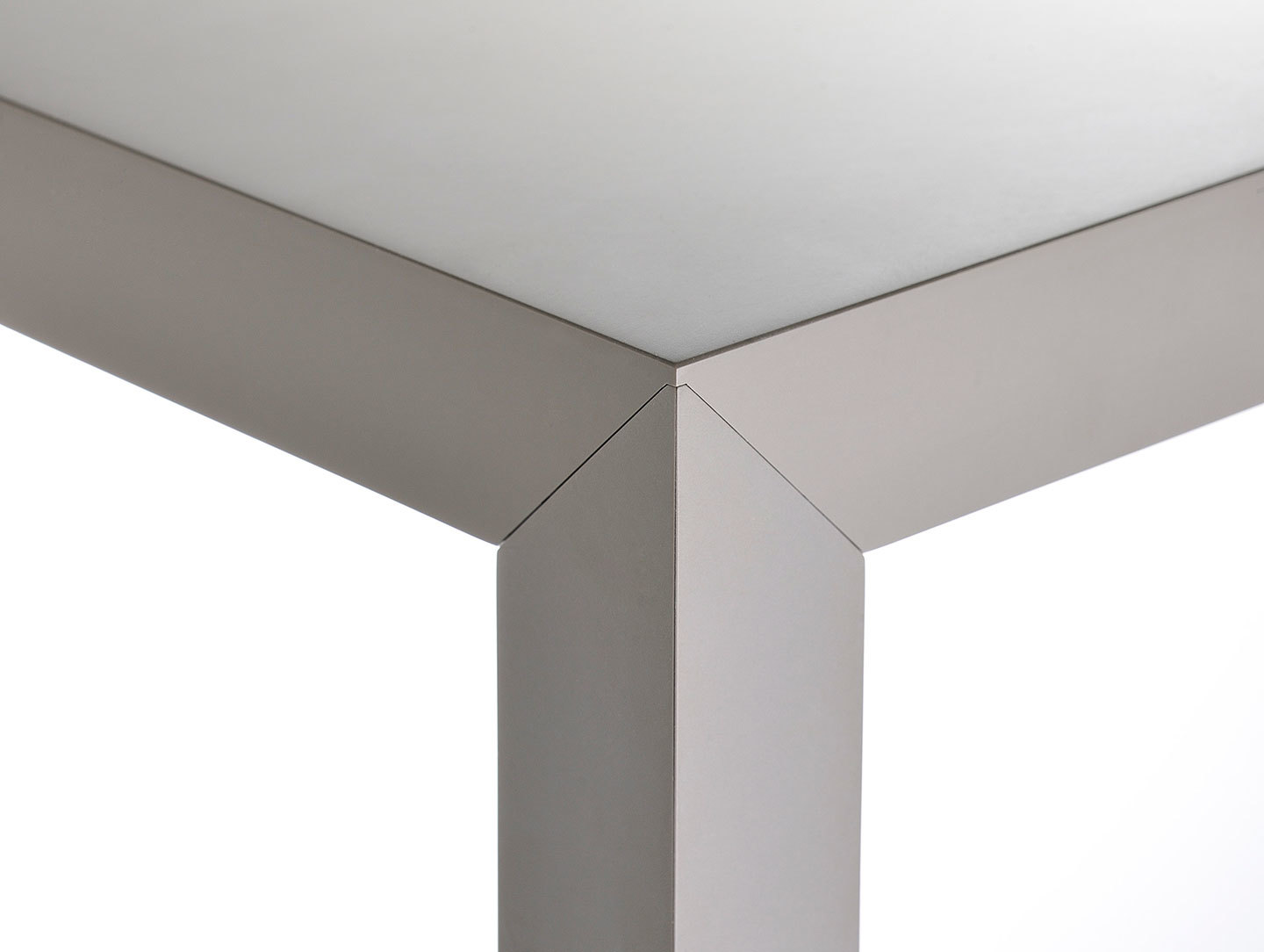 Mdf Italia Tense Table Grey Detail Piergiorgio Cazzaniga