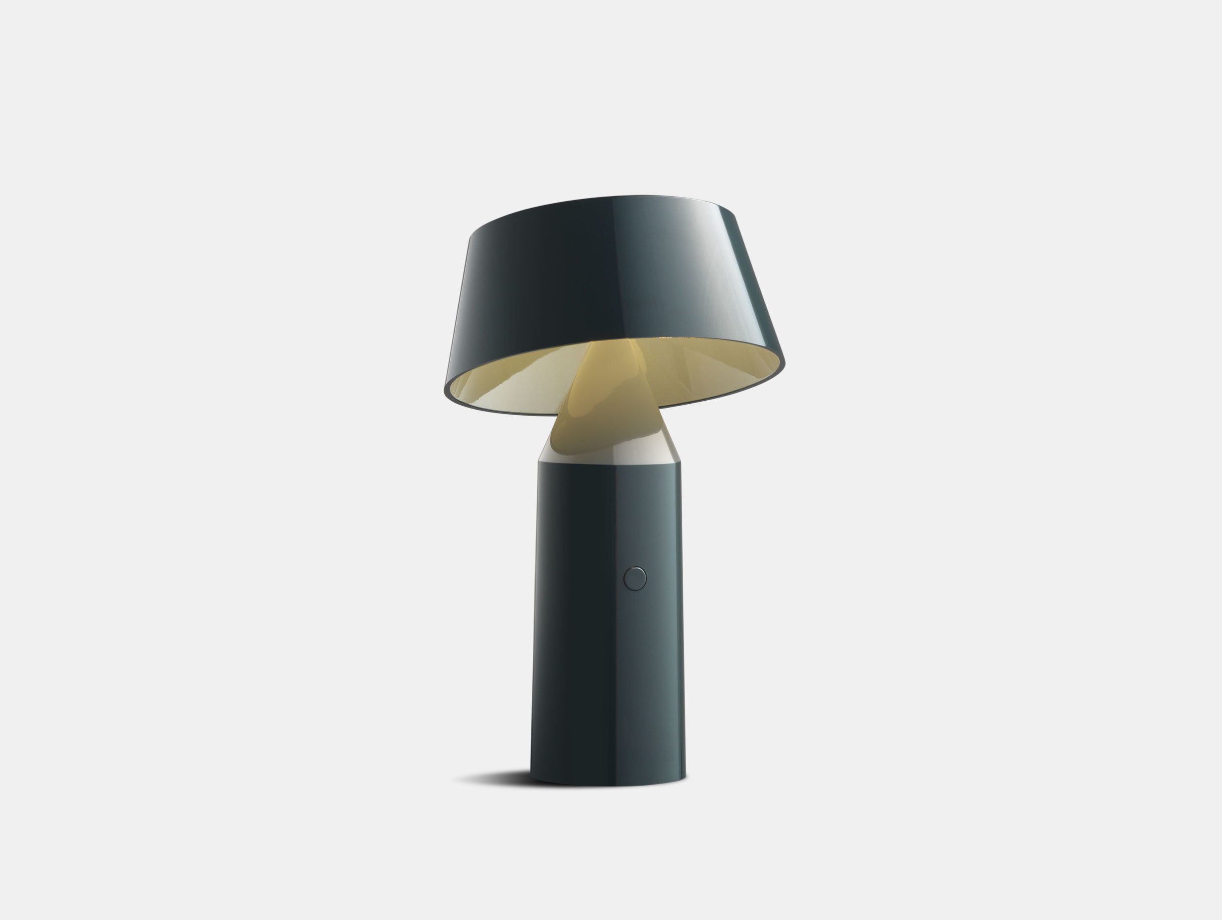 Marset Bicoca Portable Table Lamp ​Anthracite Christophe Mathieu