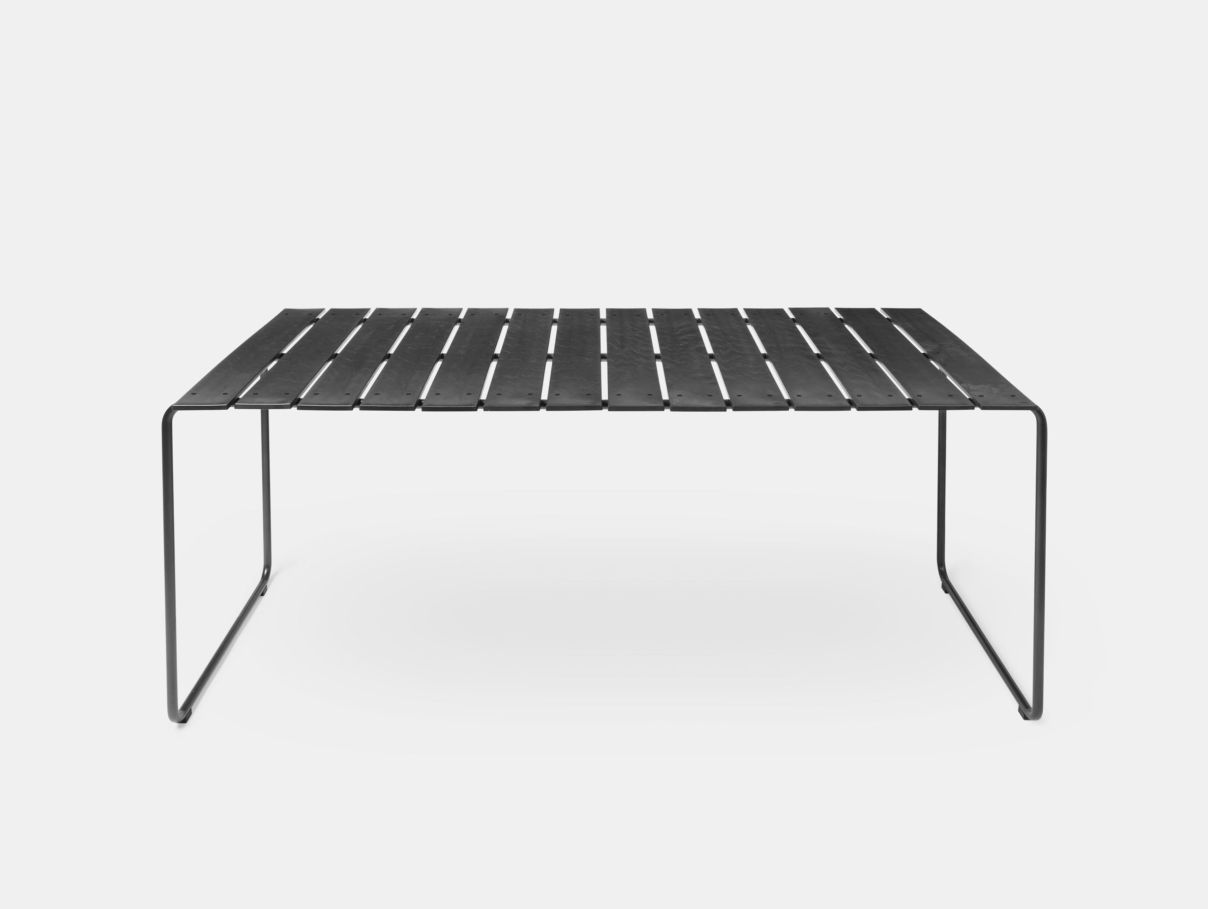 Mater Ocean Table 140X70 Black Nanna Ditzel