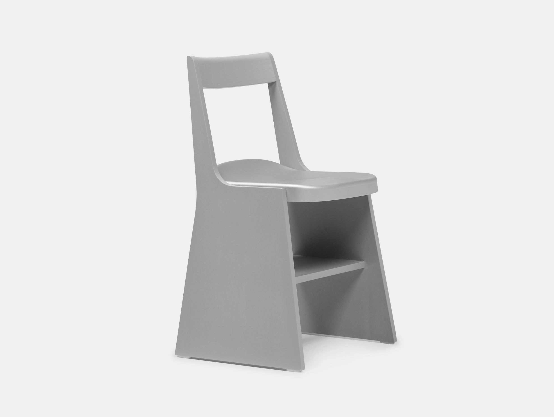 Mattiazzi Fronda Chair Silver Sam Hecht Kim Colin