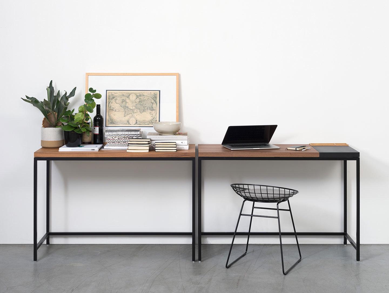 Pastoe Plato Walnut Desks X01 X02