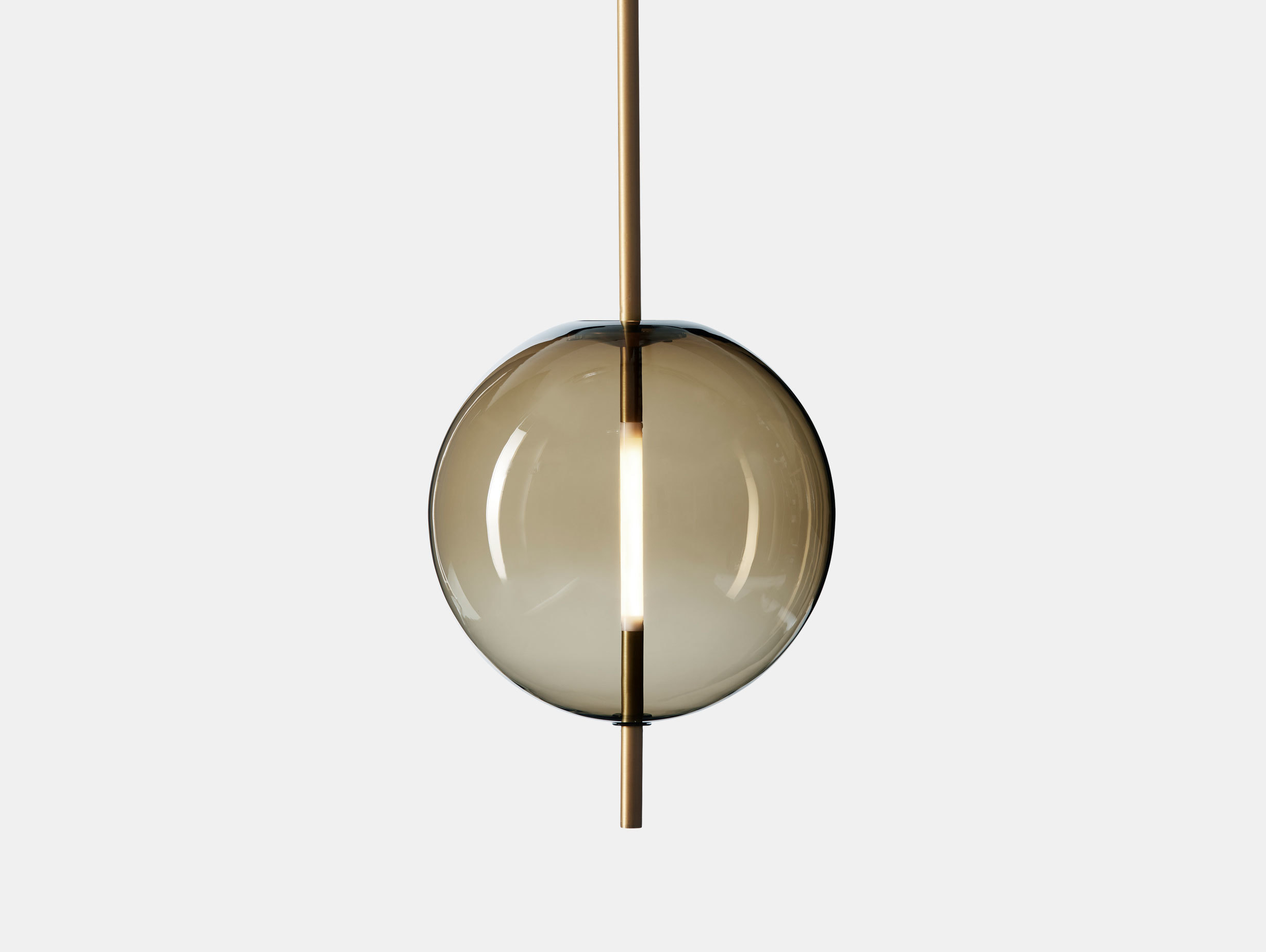 Pholc Kandinsky 30 Pendant Light Smoked Brown Broberg Ridderstrale