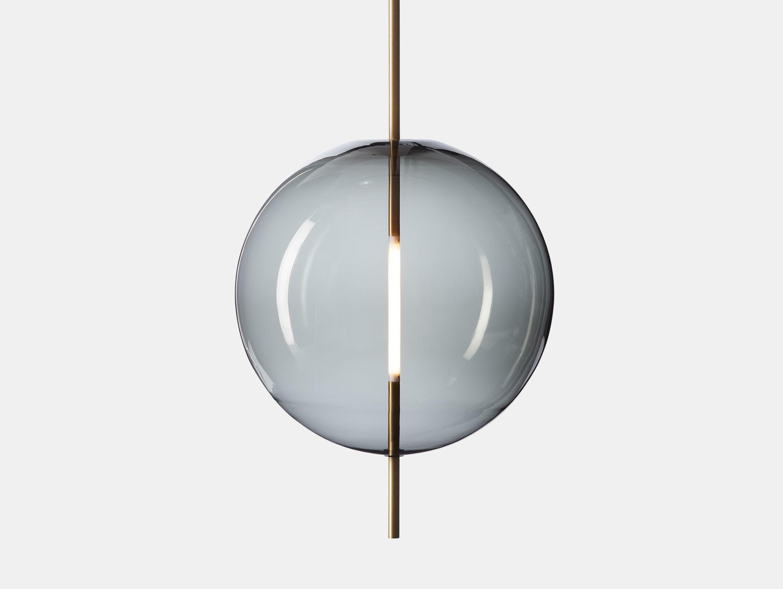 Pholc Kandinsky 45 Pendant Light Smoked Grey Broberg Ridderstrale
